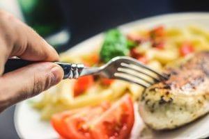 Fork & food