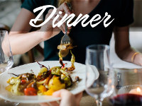 Invite a Friend to Dinner E-Card